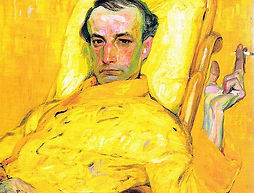 František Kupka - Self-portrait (art of Czechia)
