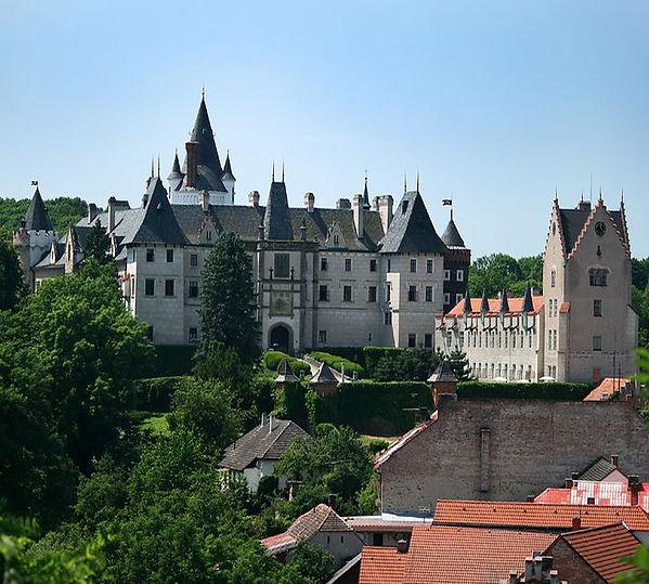Žleby (Central Bohemia), Czechia