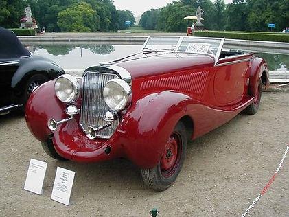 Wikov 40 (1934) Czechia
