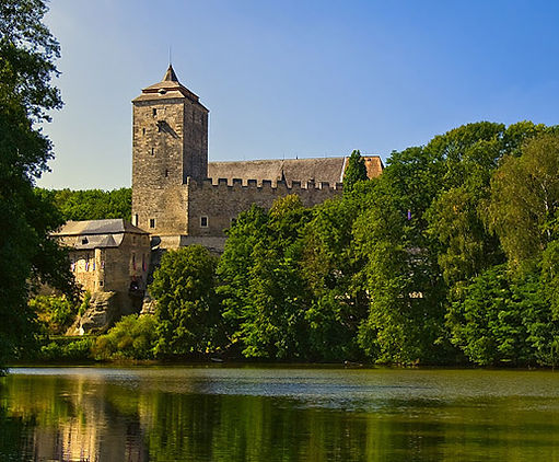 Kost (East Bohemia), Czechia