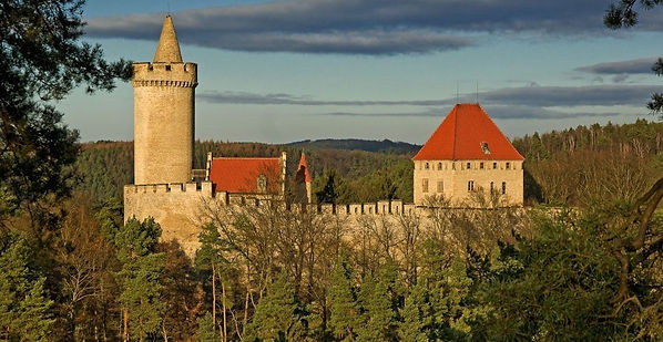 Kokořín (Central Bohemia), Czechia