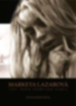 The cover of Markéta Lazarová DVD