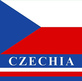 Czechia sticker