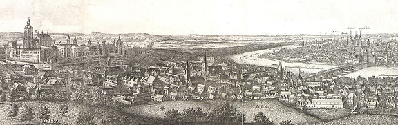 Václav Hollar - Prague (Art of Czechia)