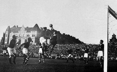 AC Sparta Praha -Central EuropeanCupwinner 1935 (quarterfinals against ACFiorentina)