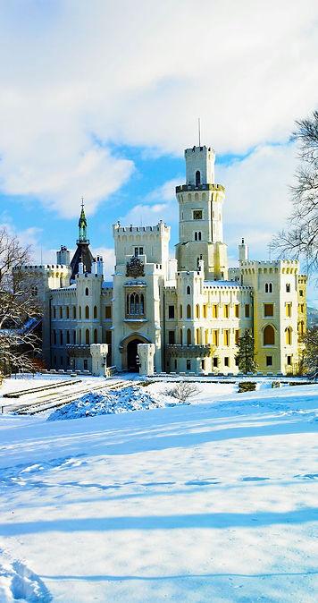 Hluboká (South Bohemia), Czechia