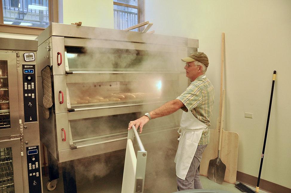 Maurice Chaplais Bakery Consultant at Daily Baking Company, Port Washington, USA