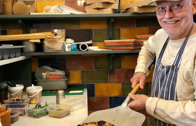 Artisan Bakery Consultant returns to the kitchen!!