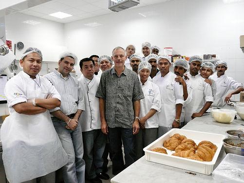 Maurice Chaplais Bread Consultant at Al Ghalia Bakery Bahrain