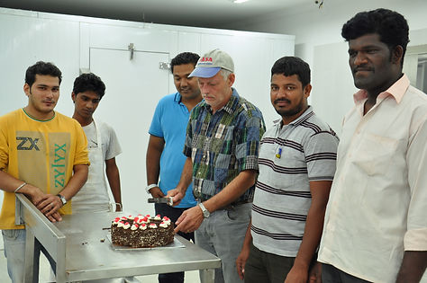 Maurice Chaplais, Bakery Set Up Consultant in Hyderabad