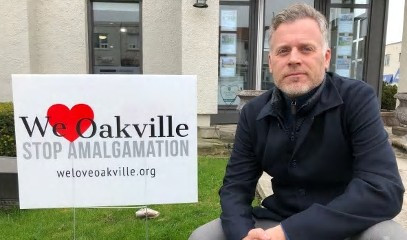 We Love Oakville fights possible amalgamation