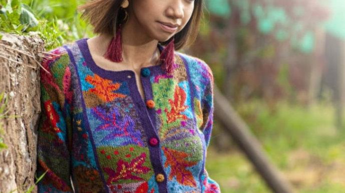 Cusco Button Up Sweater