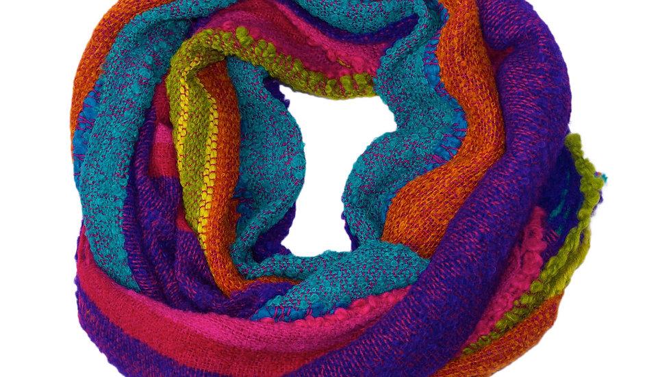 Multi-Color Scarf