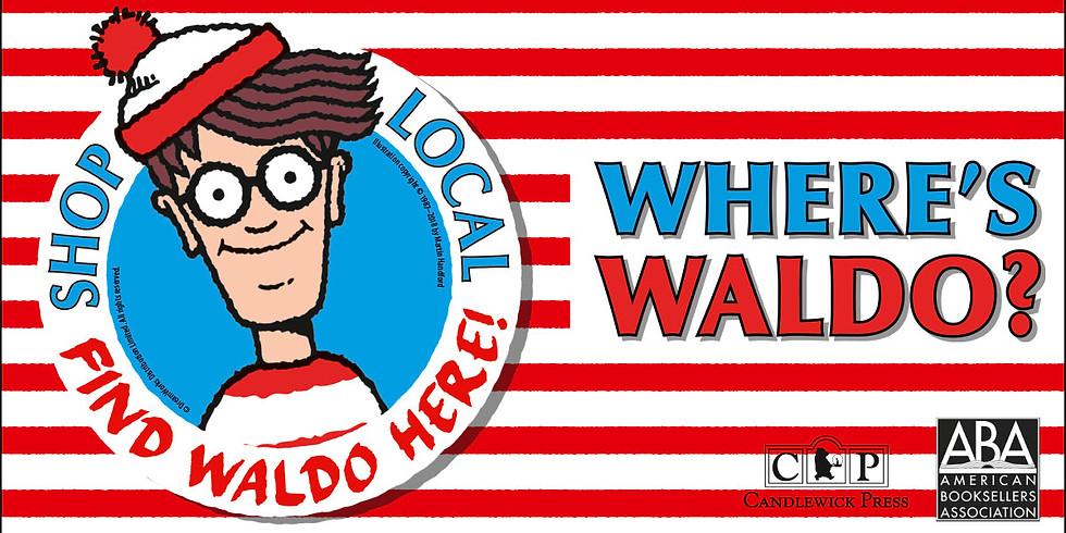 Where's Waldo? (1)