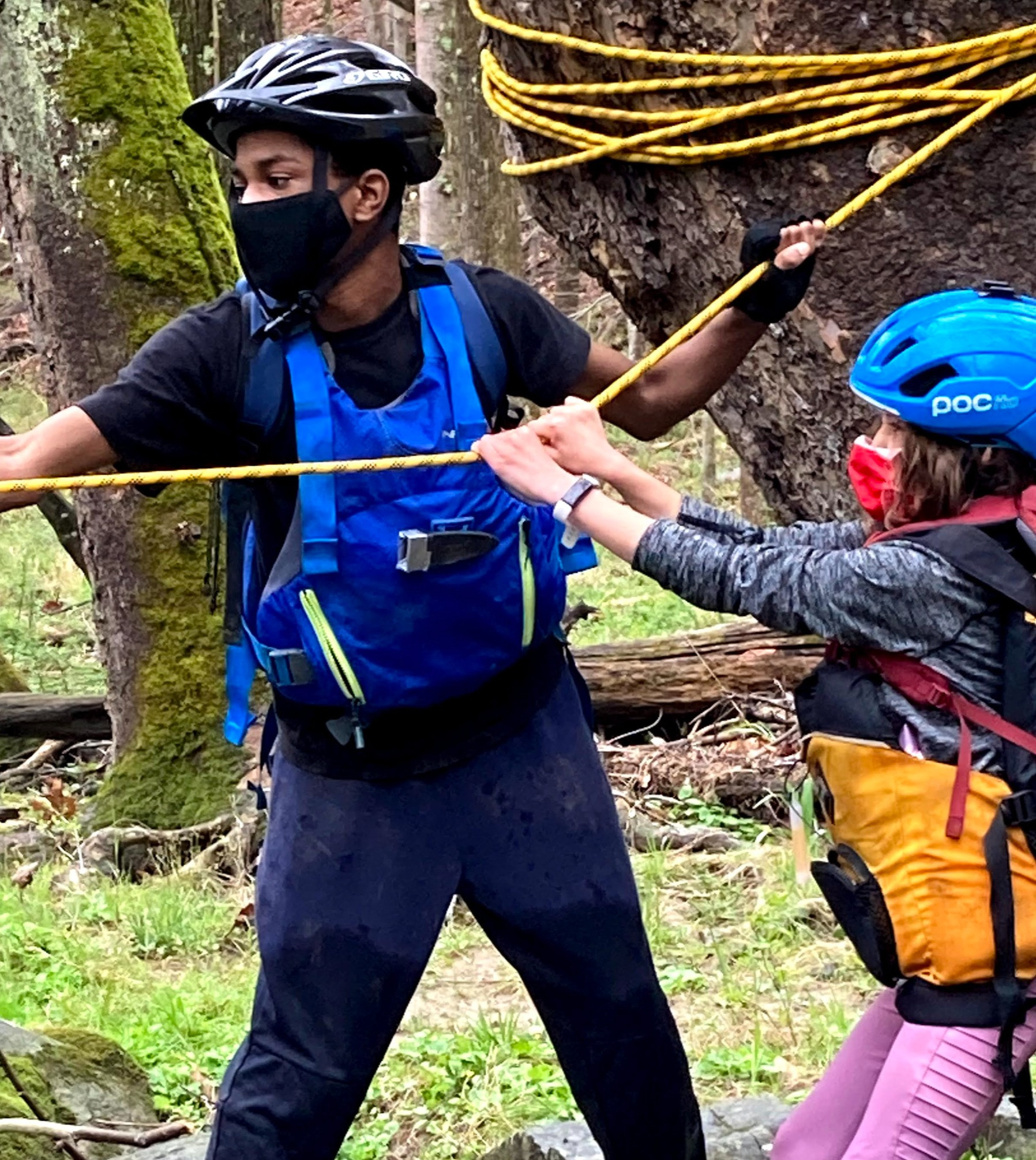 Adventure Racing program for ages 10-15