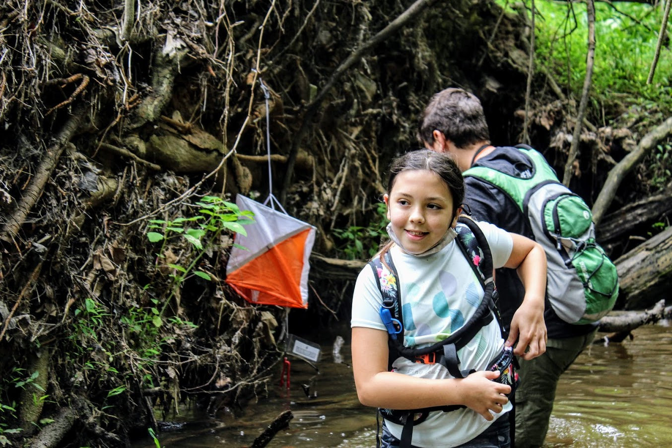 Adventure Racing program for ages 7-11