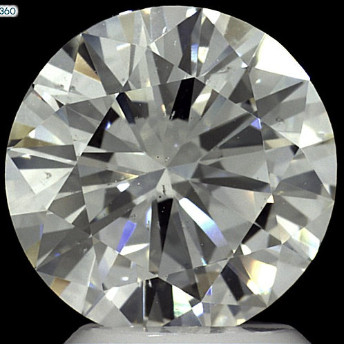 GIA CERTIFIED 3.01ct Brilliant Cut Diamond - loose