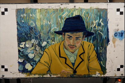WORK FOR LOVING VINCENT
