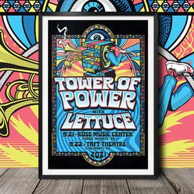 Tower of Power/Lettuce