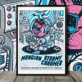 Stormy Chromer/Mungion