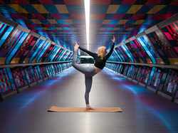 Yoga Bear Mats x Sasha Cook