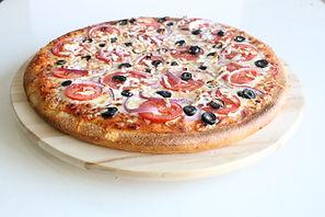 אודות קריספי פיצה