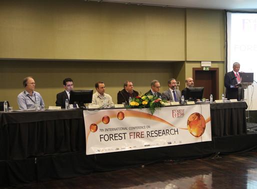 VII. medzinárodná konferencia Forest Fire Research