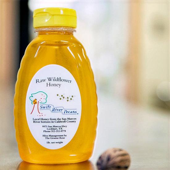 Raw Wildflower Honey (1 lb.)