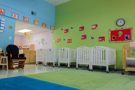 infant cribs childcare daycare