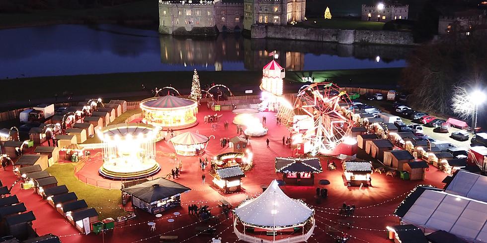 Leeds Castle Christmas Market