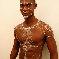 The chocolate warrior 4