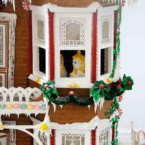 Gingerbread house by Gerhard Petzl - 10