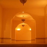 Sculptural room