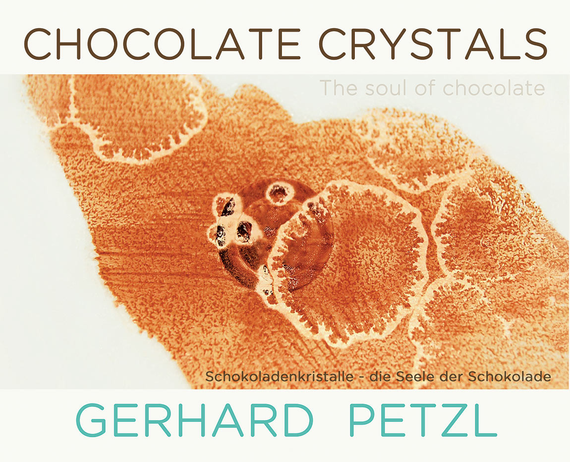 Book Cover - Chocolate Crystals by Gerhard Petzl