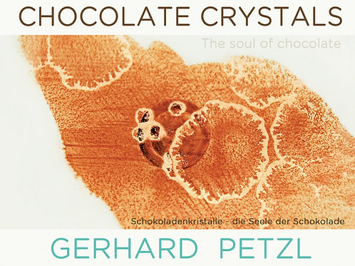 Photo-Book: 'CHOCOLATE CRYSTALS - The soul of chocolate'
