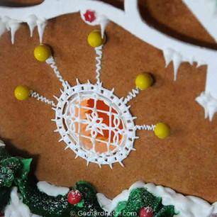 Gingerbread house by Gerhard Petzl - 9