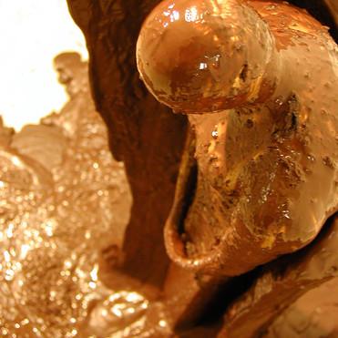 Image of finished melting process-3