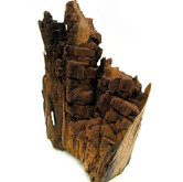 Wood rock formation