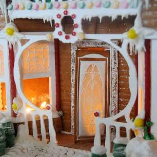 Gingerbread house by Gerhard Petzl - 18