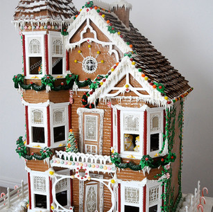 Gingerbread house by Gerhard Petzl - 8