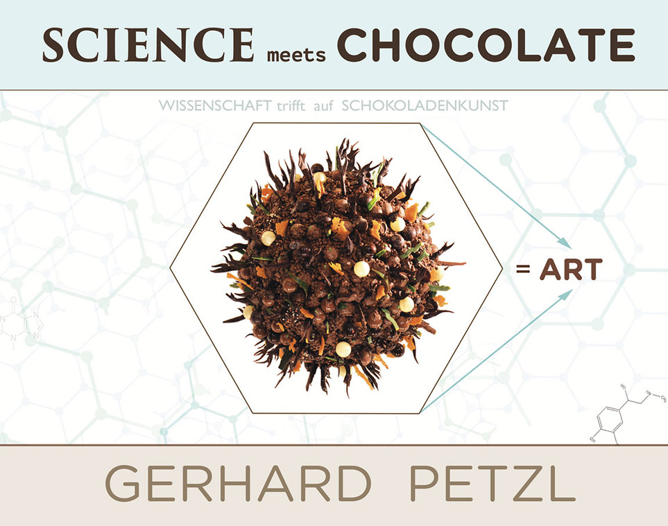 Cover-Science meets chocolate art