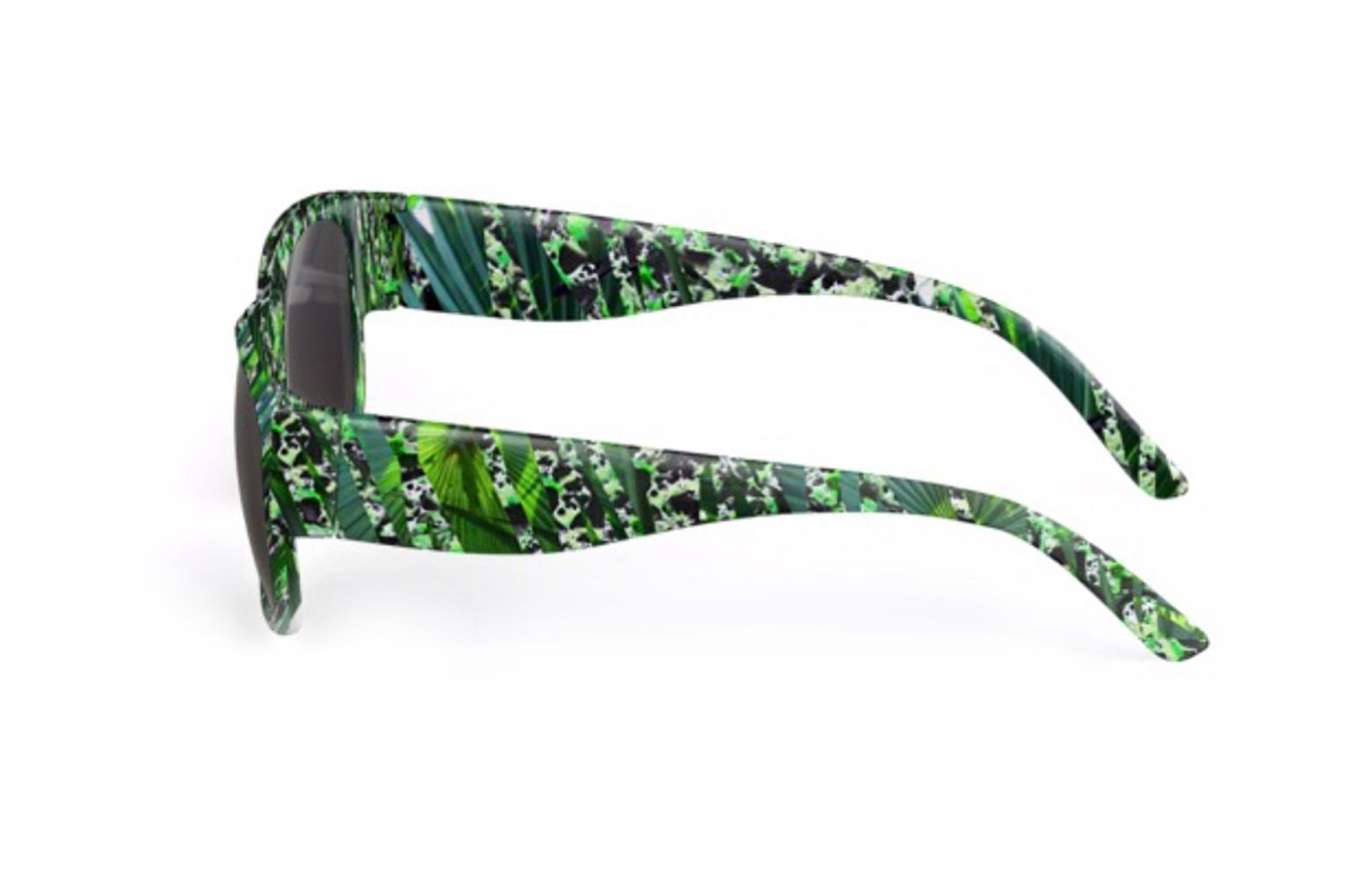 Glasses-Jungle green