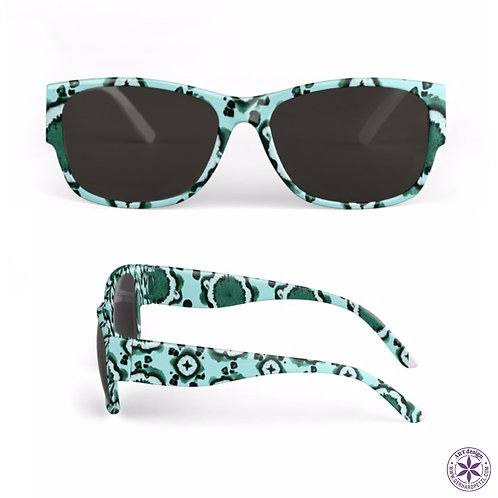 """Sunglasses """"Retro Turquoise"""""""