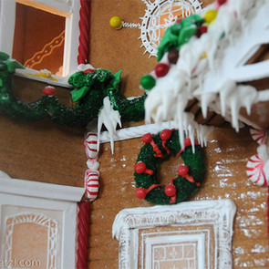 Gingerbread house by Gerhard Petzl - 17