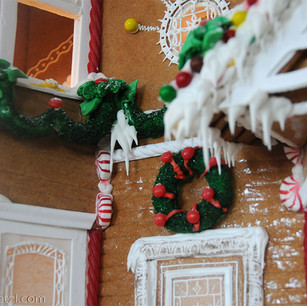 Gingerbread house by Gerhard Petzl - 17