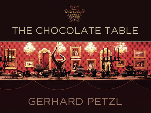 Photo-Book: 'THE CHOCOLATE TABLE - A royal feast baroque table'