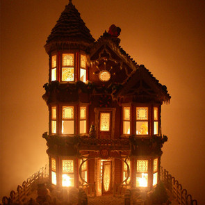 Gingerbread house by Gerhard Petzl - 3