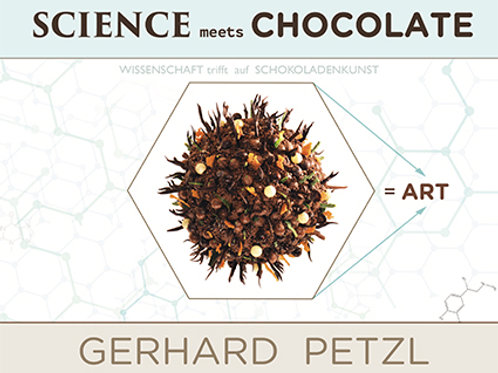Photo-Book: 'SCIENCE meets CHOCOLATE ART'
