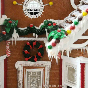 Gingerbread house by Gerhard Petzl - 14
