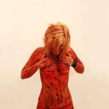 """Chocolate body painting ""wischiwaschi"""